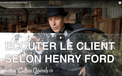 l'innovation client selon ford