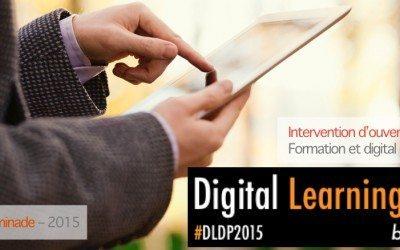 L'avenir de la formation avec le Digital Learning…ou pas.