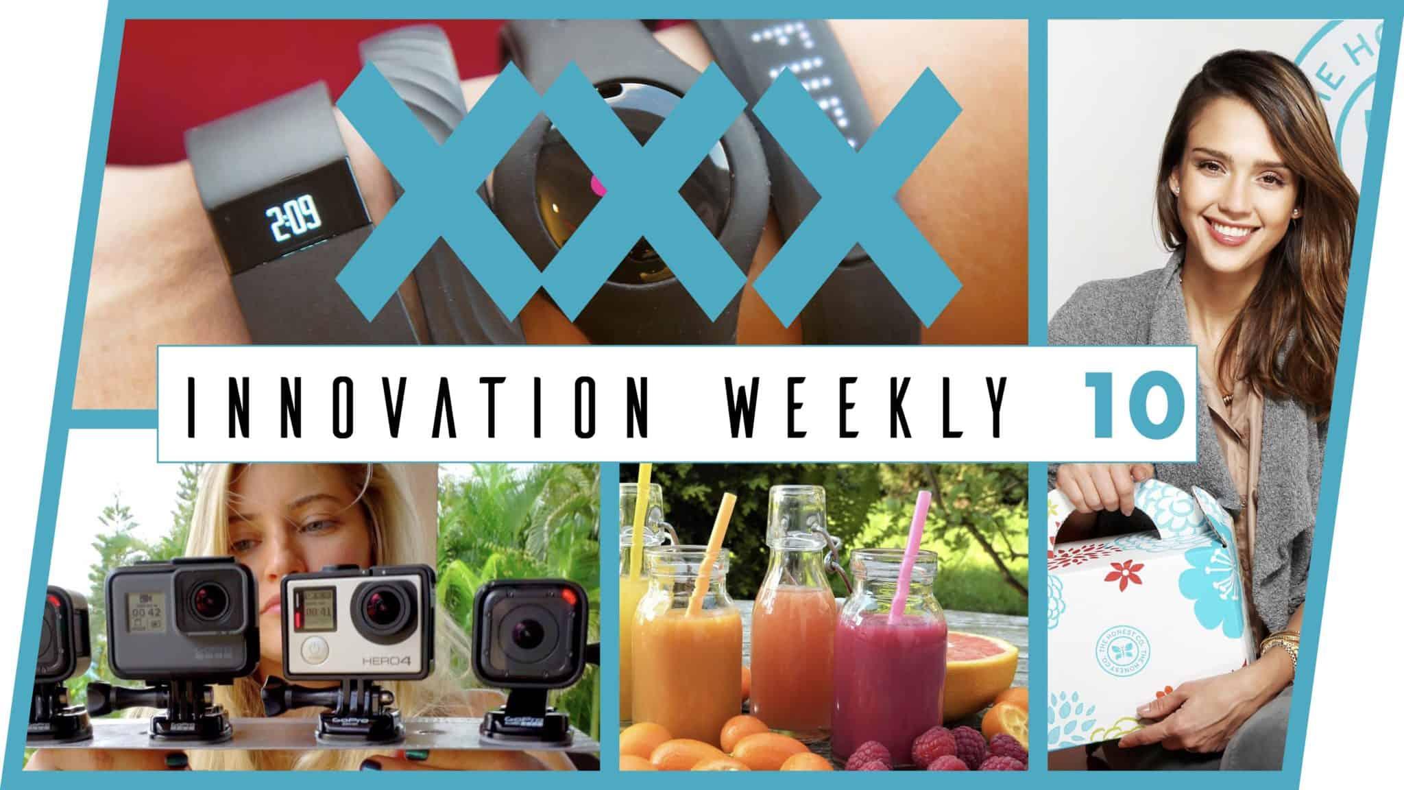 innovation weekly 10.benjamin chamionade