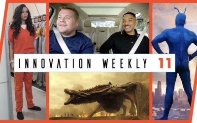 Innovation Weekly 11 – Créateurs et pilleurs de contenu