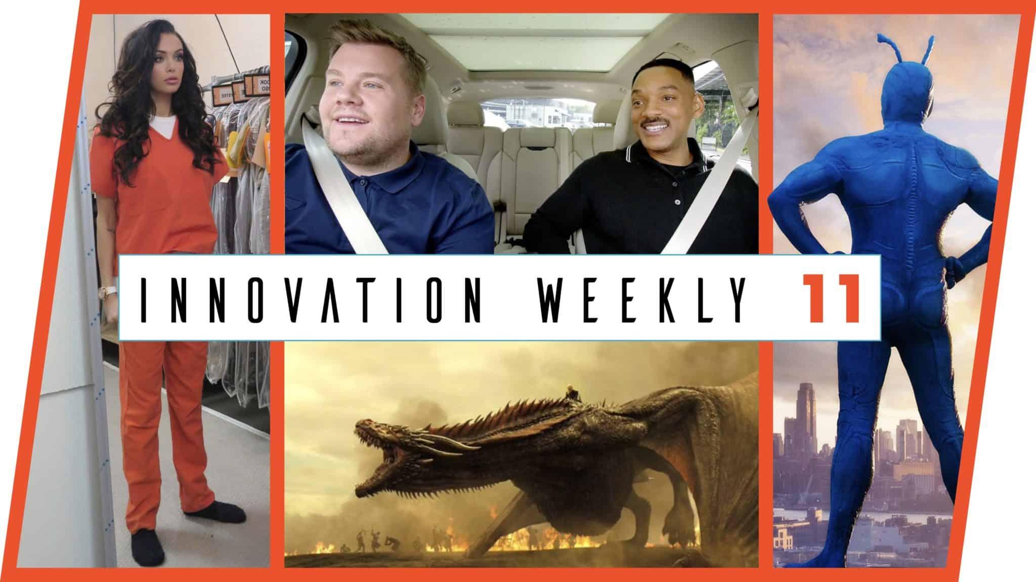 innovation weekly 11.001