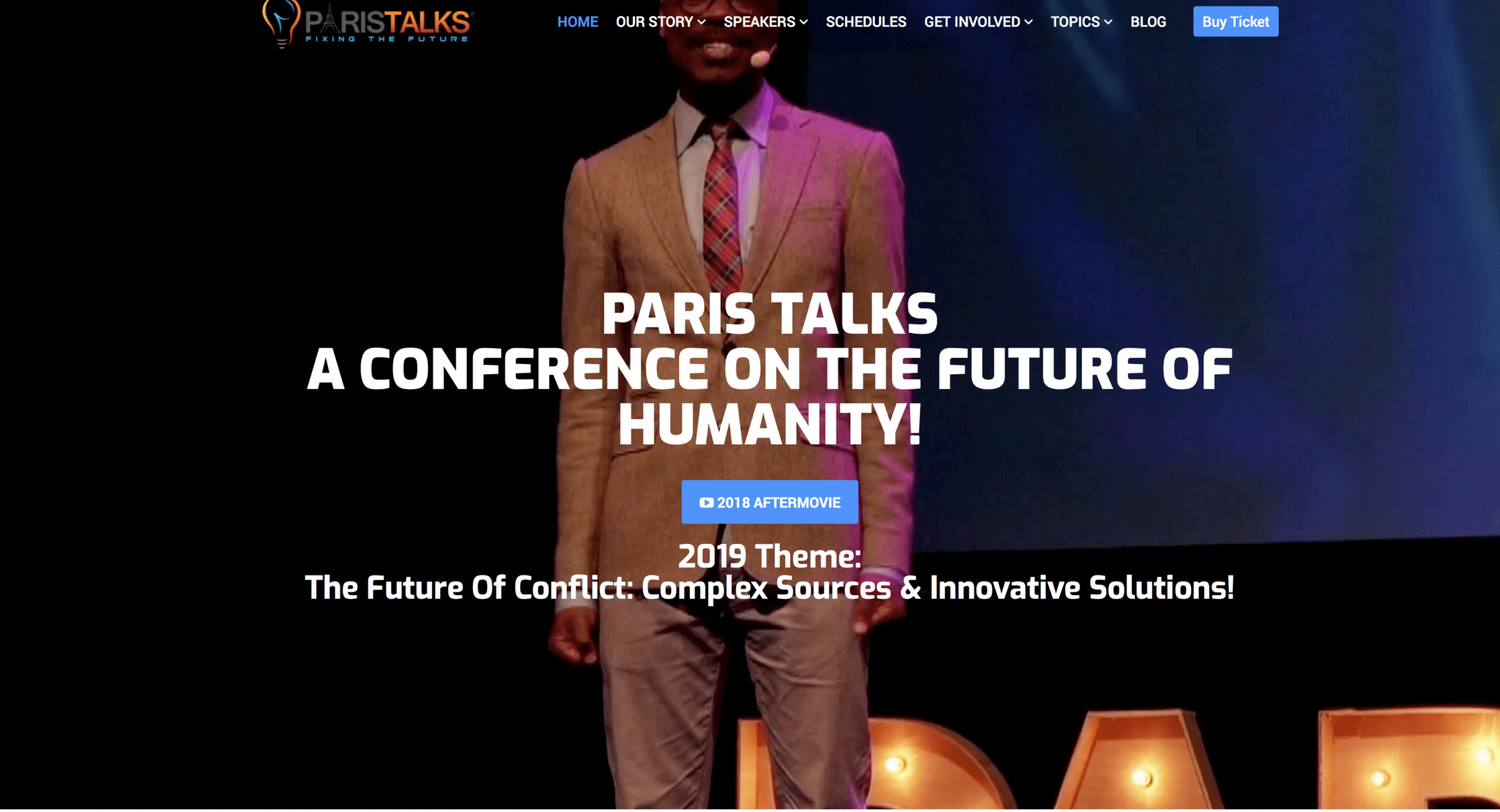 innovation weekly conférence sur le futur Paris Talks