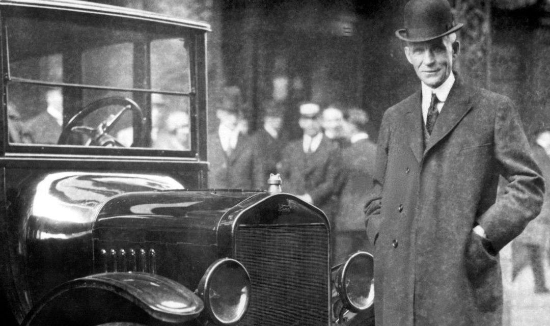 Le mythe du cheval plus rapide de Henry Ford