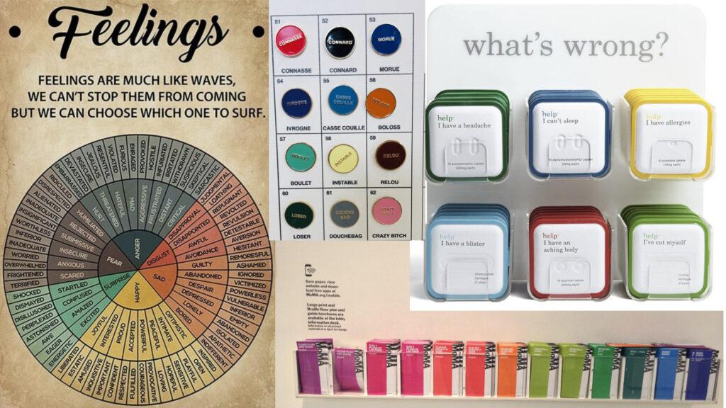 À la quête de couleur, de design et d'émotions