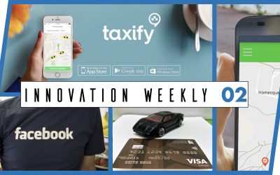 Innovation Weekly 02 – Amazon, Facebook et Uber