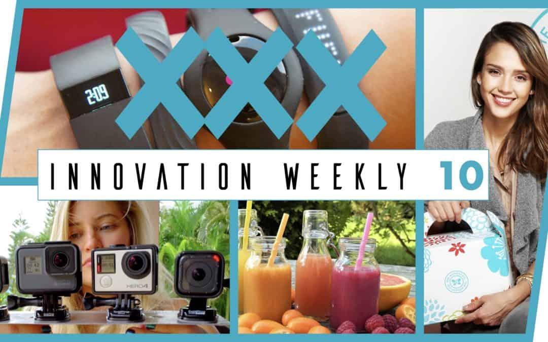 Innovation Weekly 10 – Licornes 2017, Jawbone, Juicero, Kodak et Gopro