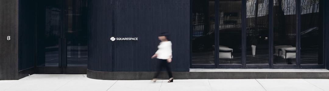 valeurs squarespace