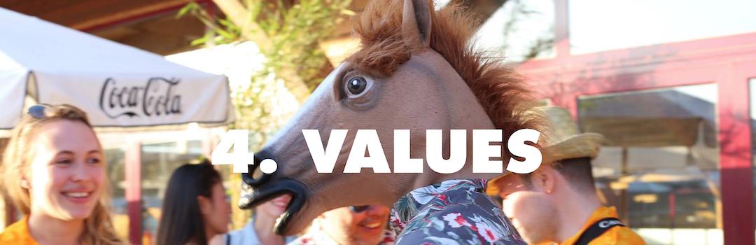 valeurs ustwo