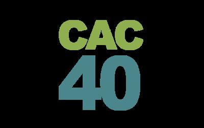 Les valeurs du CAC40